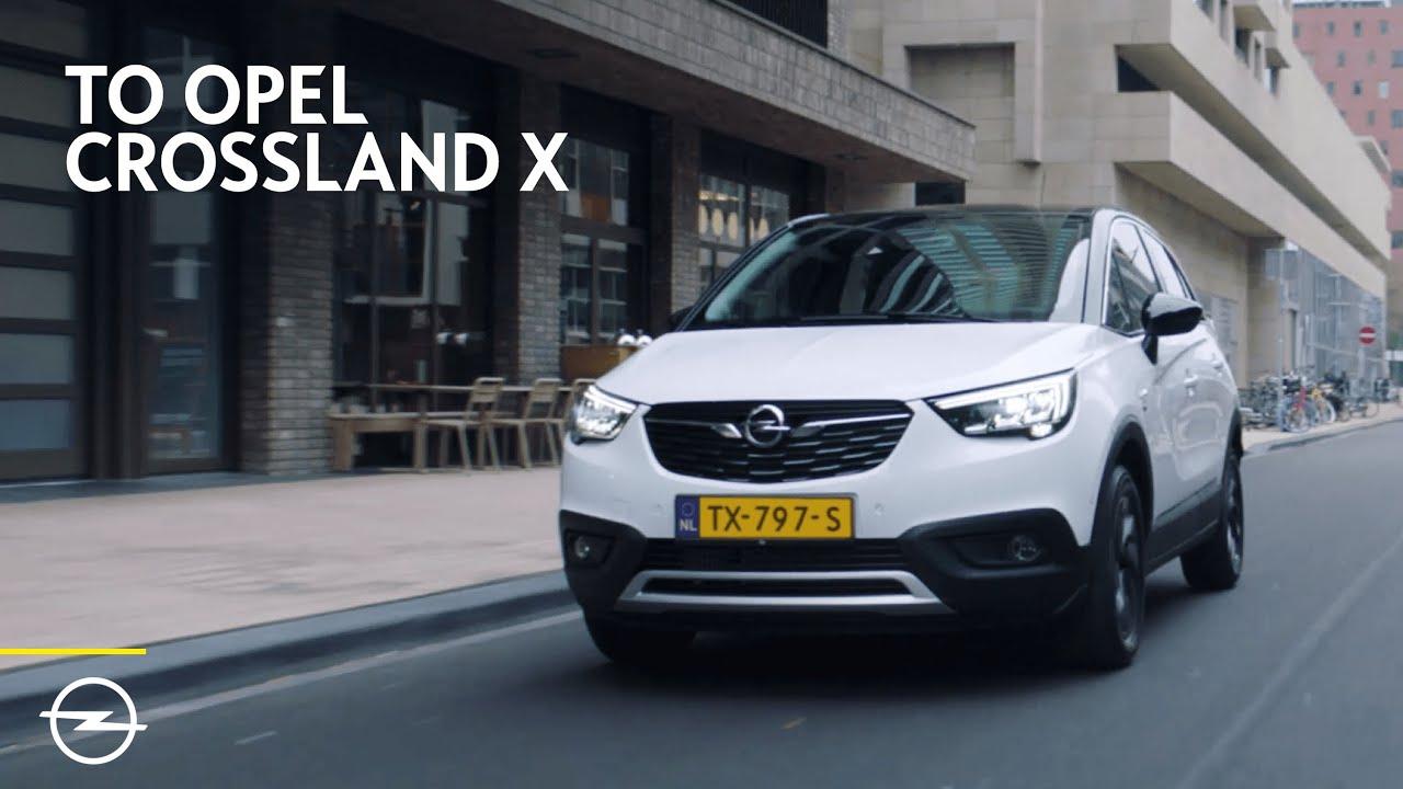 opel crossland x 2021  car wallpaper