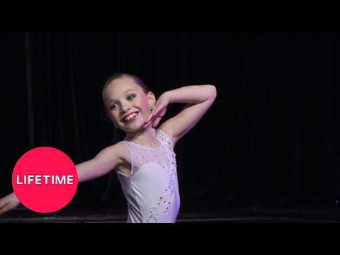 "Dance Moms: Maddie's ""Beautiful"" Lyrical Solo (Season 1 Flashback) | Lifetime"