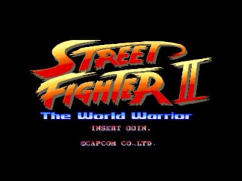 Street Fighter II - Ken's Stage (VGM Karaoke)