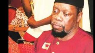 Chief Oliver De Coque-Nnata Chief Emeka Odumegwu Ojukwu