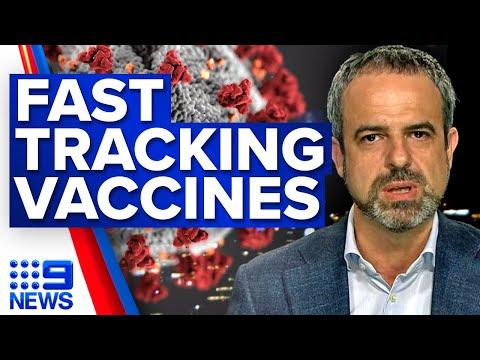 Coronavirus: Australia's vaccine rollout fast-tracked, India's new outbreak | 9 News Australia