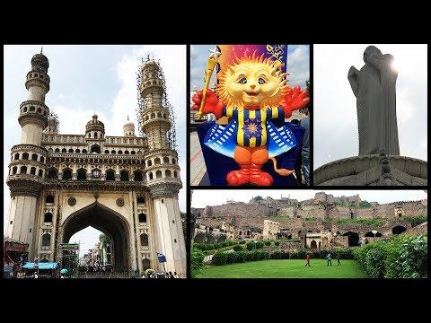 Solo trip to Hyderabad