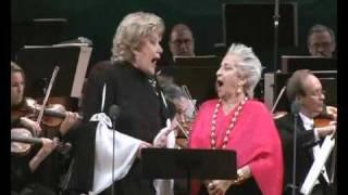 Elena OBRAZTSOVA & Teresa BERGANZA - Cat's Duet - 13/14