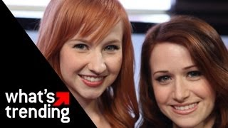 Lizzie Bennet Farewell with Ashley Clements, Mary Kate Wiles and Bernie Su