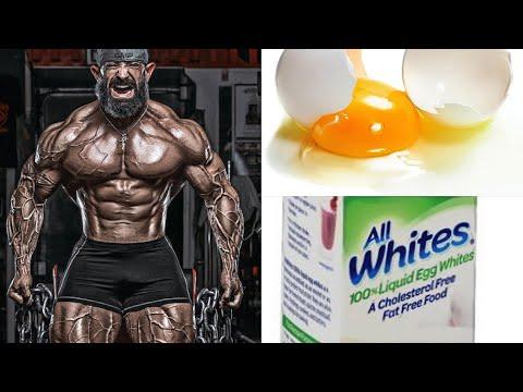 WHOLE EGGS vs. EGG WHITES BREAKFAST with IFBB PRO BODYBUILDER