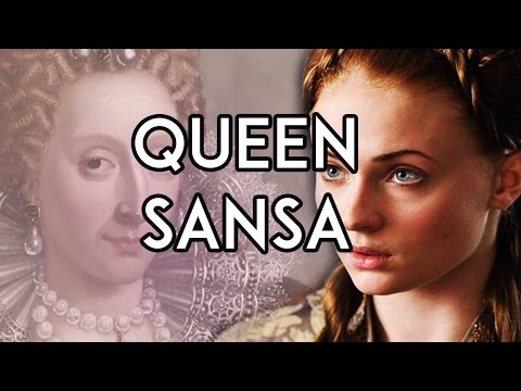 Why Sansa Will Be QUEEN OF WESTEROS