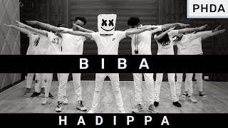 Dance Choreography on Biba Song | Marshmello x Pritam | PHDA