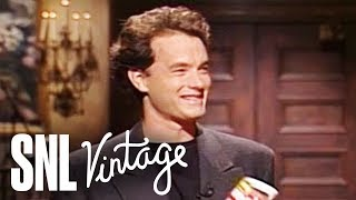 Tom Hanks' Nice Guy Monologue - SNL