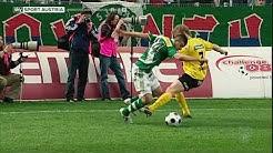 Heute vor zwölf Jahren: Rapid ist Meister! (2008) | Rückpass - Der Blick ins Archiv