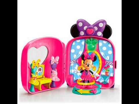 promoción especial clásico mas bajo precio Tienda de maletín - Minnie Mouse - Juguete 2 en 1 /maleta y juguete/ -  sofishoppingtv