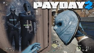 Payday 2 - Jewelry Store - Very Hard/Stealth Gameplay PC