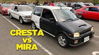Fastest Car vs Slowest Car