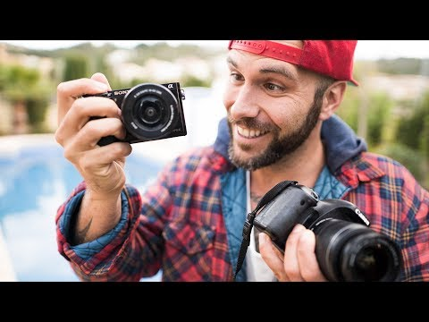 BEST CAMERA for BEGINNERS 2018 for 500$ ? 📸