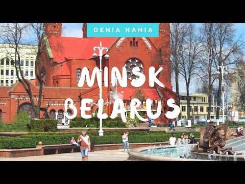 Weekend in Minsk, Belarus - DENIA HANIA