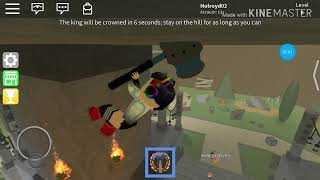 ROBLOX [Eric MiniGames] Fun play