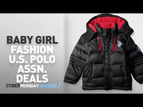 Top Cyber Monday Baby Girl Fashion By U.S. Polo Assn.: U.S. Polo Assn. Boys' Bubble Jacket (More