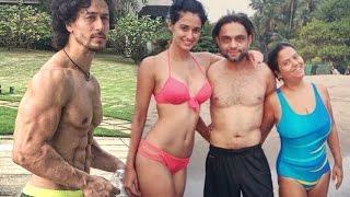Disha Patani In Bikini With Tiger Shroff On Romantic Getaway