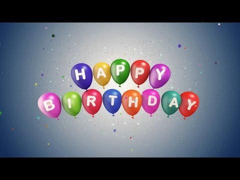 С Днем рождения, Мастер!