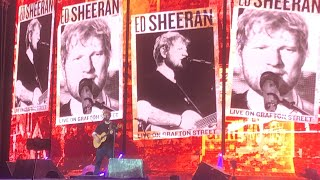 Ed Sheeran: Live at Otkritie Arena, Moscow 1/2 part