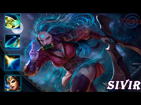 Sivir Montage- Sivir The Battle Mistress- ADC DIZZY