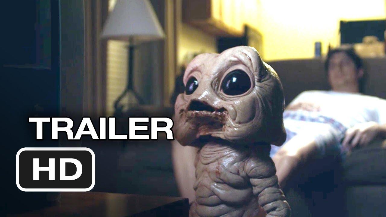 Bad Milo Official Trailer 1 2013 Ken Marino Comedy Hd