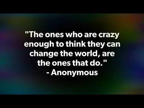 Anonymous - quote