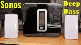 Sonos Sub Wireless Subwoofer for Deep Bass Black Review