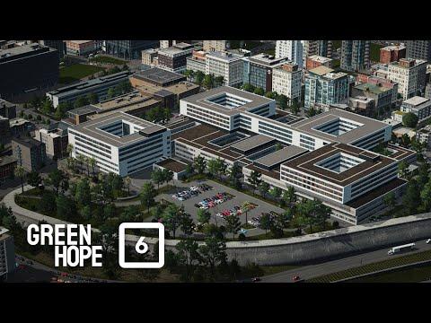 ศูนย์การแพทย์ - Cities Skylines: เมือง Greenhope [EP 6]