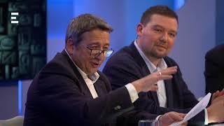 Bayer Zsolt: Milyen jó a hangulat a baloldalon! - ECHO TV