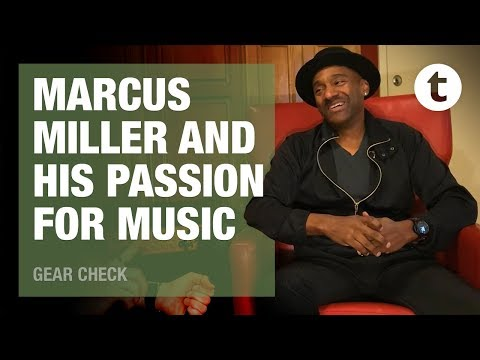Develop Your Unique Sound by Trusting Your Ears   with Marcus Miller  Thomann