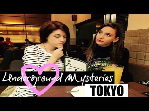 Tokyo Underground Mysteries Game w/ Tokidokitraveller