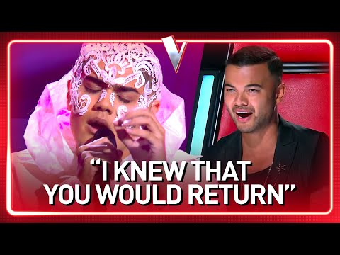 UNFORGETTABLE Finalist Returns In The Voice For THE CROWN  | Journey #53