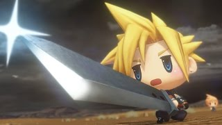 World of Final Fantasy: All Champion Summons (1080p 60fps)