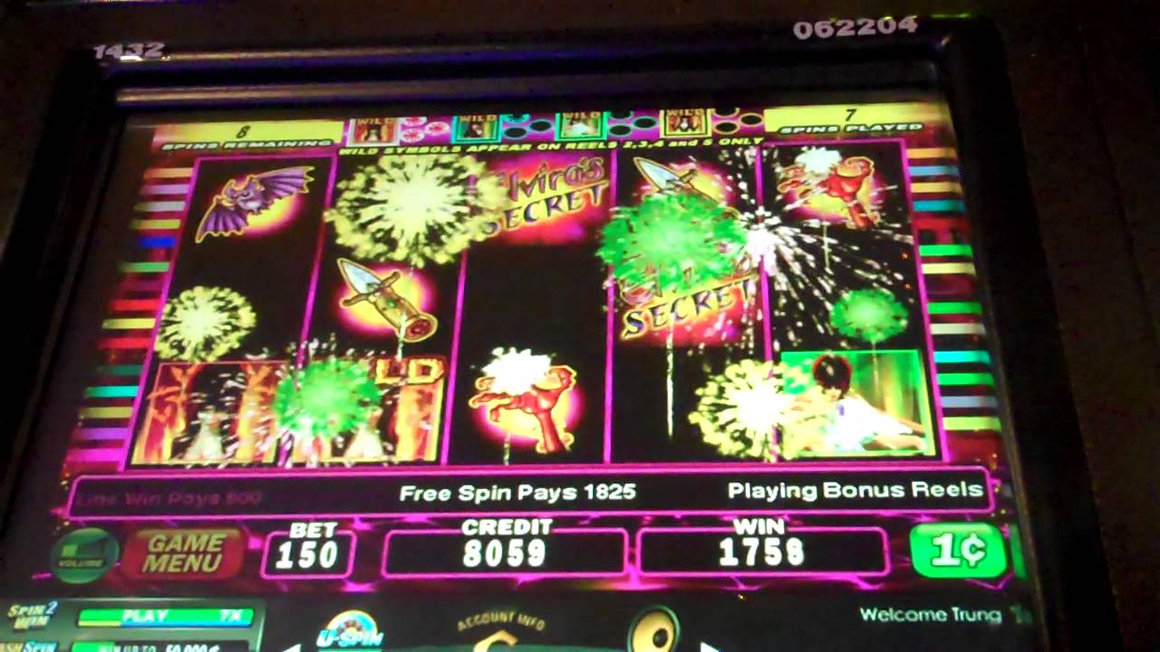 Elvira's Secret (IGT) Slot Machine Bonus Round - YouTube