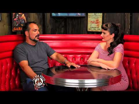 Robert Rusler on The Red Booth Part 4