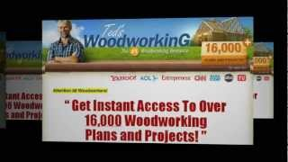 Tedswoodworking - The #1 Woodworking Resources