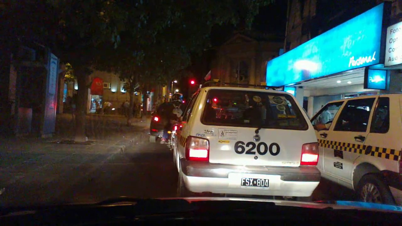 S M De Tucum N En Auto City Tour Noche Youtube