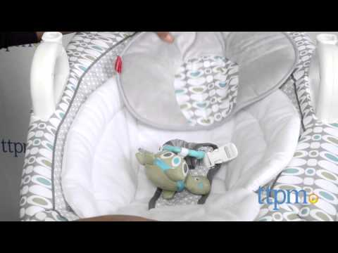 4-in-1 Rock 'n Glide Soother From Fisher-Price