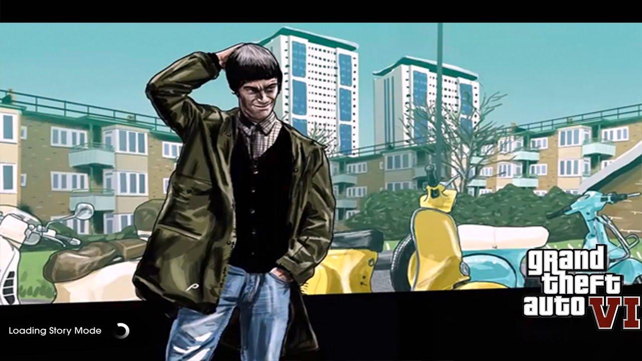 GTA Grand Theft Auto VI Open World Map GTA YouTube - Gta 6 london map