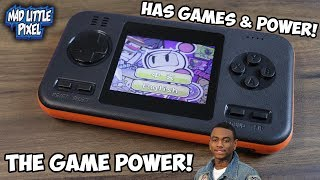 Is This Soulja Boy's New Retro Handheld For 2020? Now You Are Playing With Game Power!