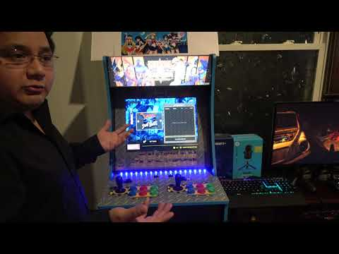 marvel vs capcom arcade1up review from JQ World