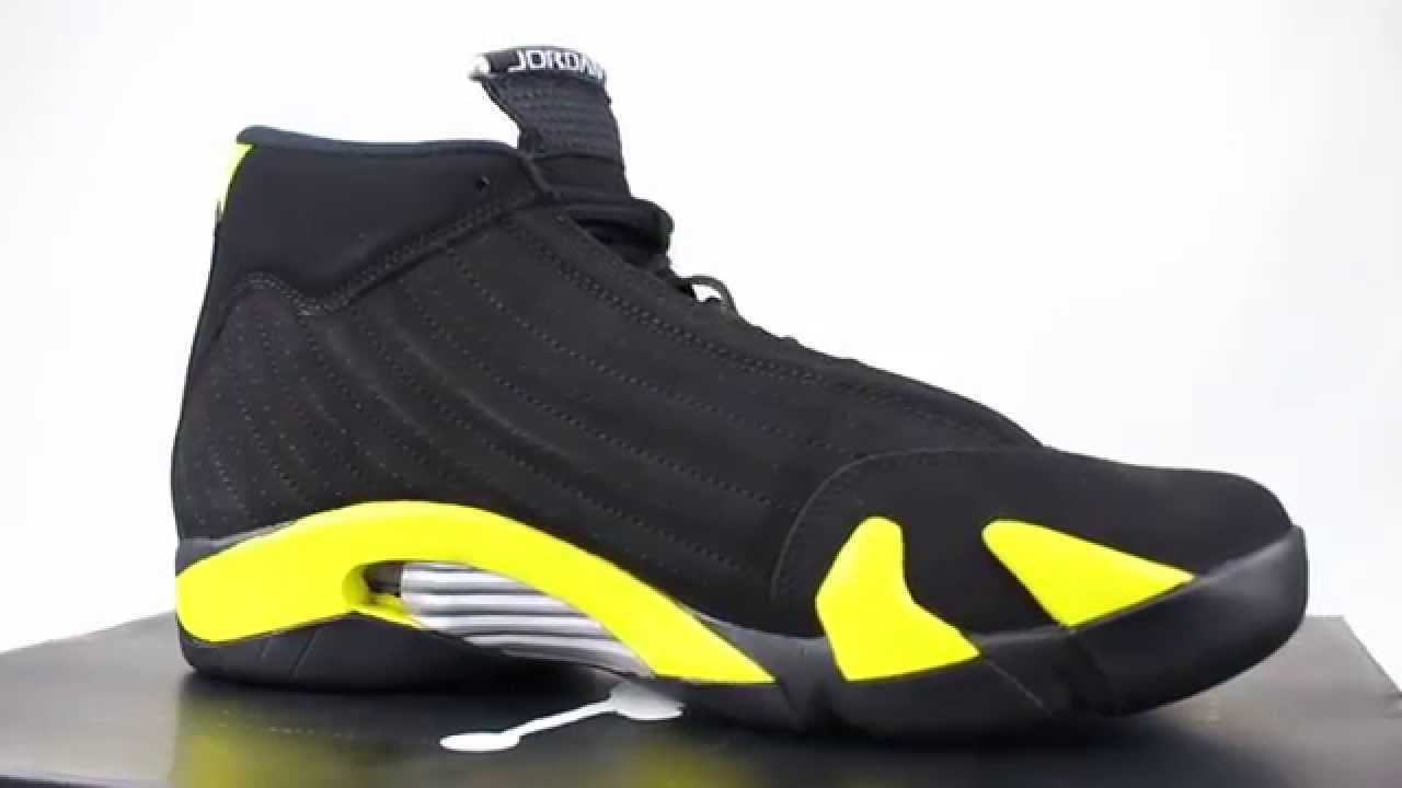 3a0e6964c29 Air Jordan 14 Retro 487471-070 (360 VIEW) www.EpicSneaks.com - YouTube