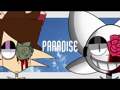 PARADISE // meme - collab c/ HazlittGamer _YT