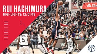 Highlights: Rui Hachimura vs. Clippers 12/01/19
