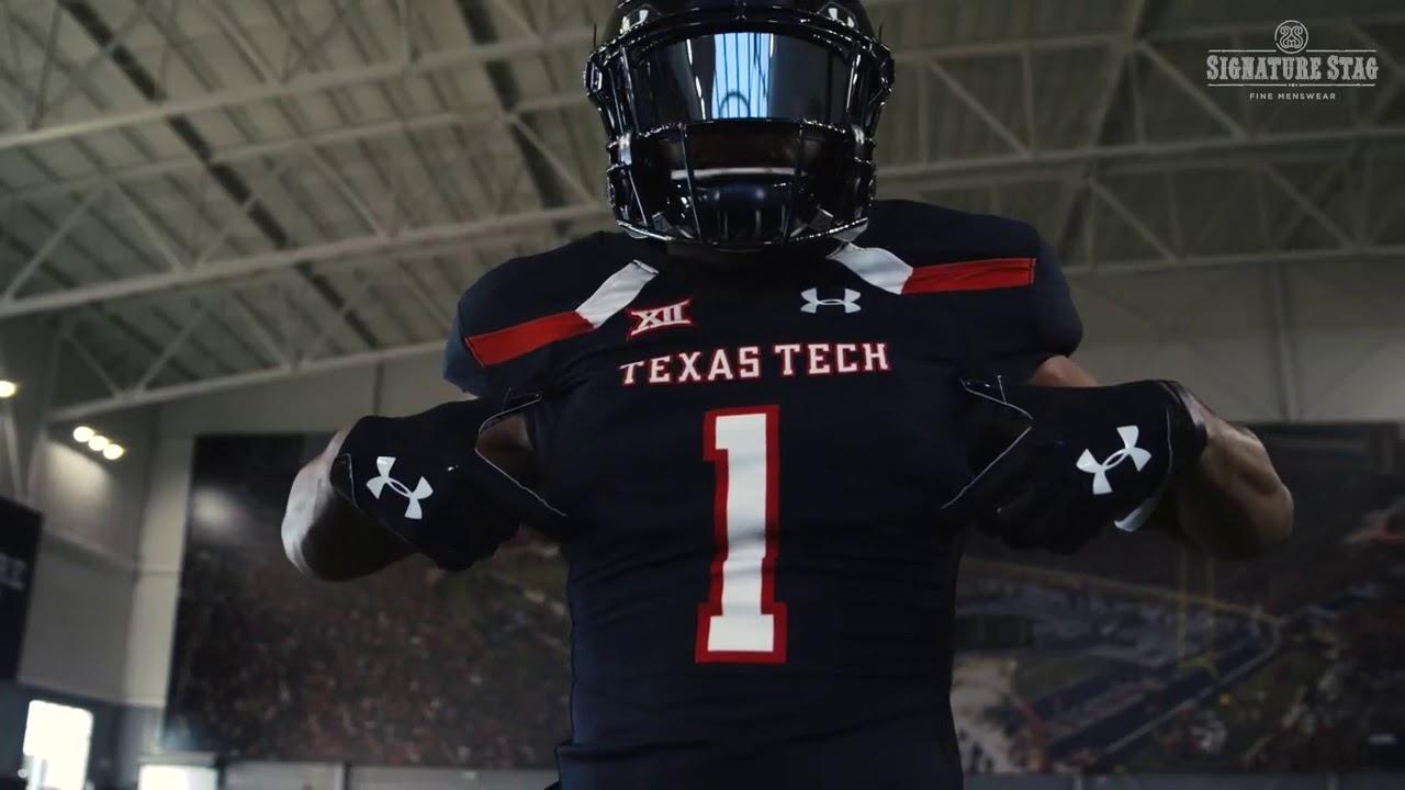 24607ab047e Texas Tech Uniform Reveal - Iowa State - YouTube