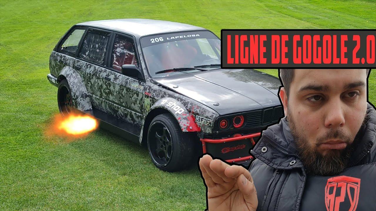 Download LIGNE DE GOGOLE 2.0 !! (JE REGRETTE)    E30 V8   #34 - PSR TV -
