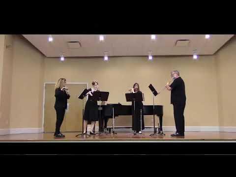 Philadelphia Flute Quartet - Demo