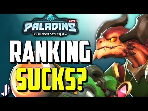 paladins matchmaking ranked
