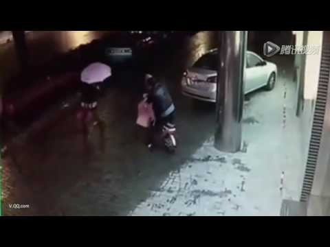 Shocking CCTV shows sexual assault and passersby ignore it