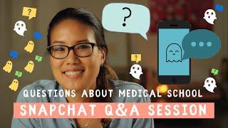Скачать Am I Good Enough For Medical School Snapchat Q A Session About Medical School